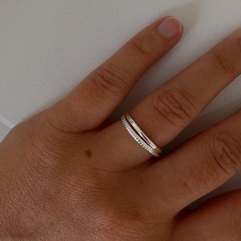 Silver Thin Ring